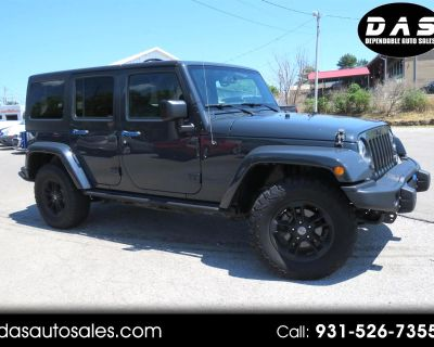 2017 Jeep Wrangler Unlimited Winter 4x4 *Ltd Avail*