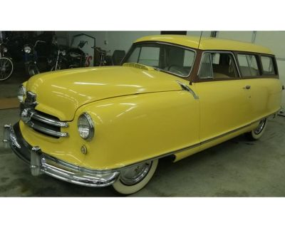1951 Nash Wagon