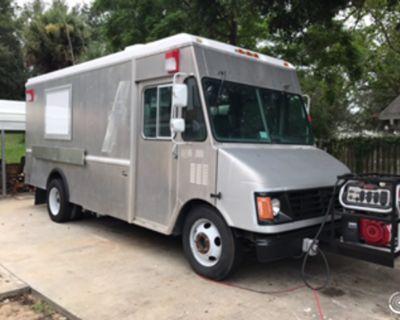 Silver Food Truck - n/a / n/a / 1999