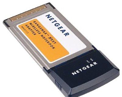 Wireless Notebook Adapter - NETGEAR RangeMax NEXT