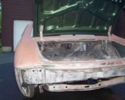 Scuncio 1970 Chevelle LS6
