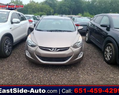 Used 2012 Hyundai Elantra 4dr Sdn Auto GLS (Alabama Plant)