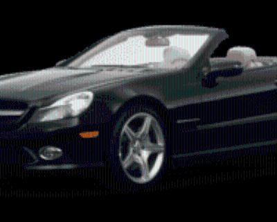 2009 Mercedes-Benz SL SL 63 AMG
