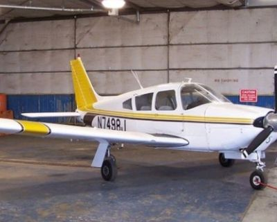 1968 Piper Arrow P28R