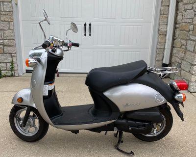 2008 Yamaha VINO
