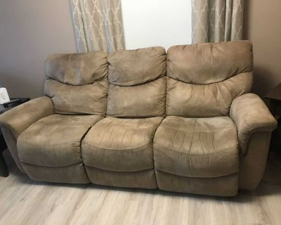 La-Z-Boy Dual Reclining Sofa