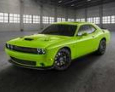 2021 Dodge Challenger Blue