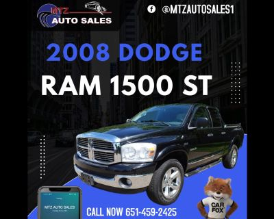 "2008 Dodge Ram 1500 4WD Quad Cab 140.5"" SLT"