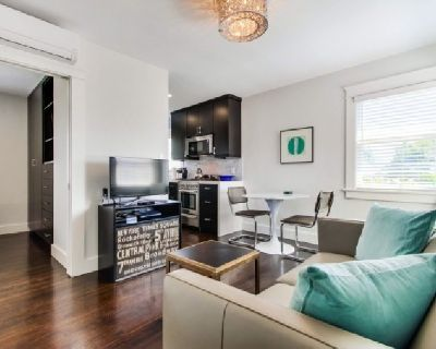 1BR Vacation Rental; Modern, Romantic Villa; Available Now (San Diego)