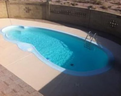House with Pool, Minutes from Casinos, River, Lake. - Bullhead City