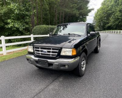 Used 2001 Ford Ranger XL SuperCab 3.0 2WD