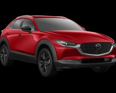 New 2021 Mazda CX-30 Turbo Premium Package AWD Sport Utility