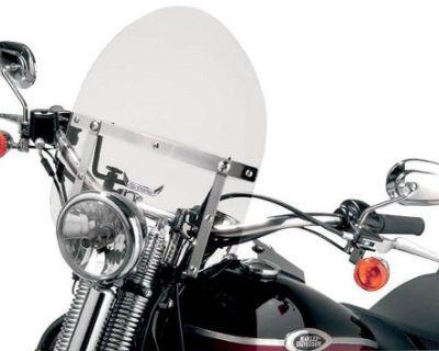 Hd-0 Mini Police Windshield Slipstreamer Clear Xfds-710360