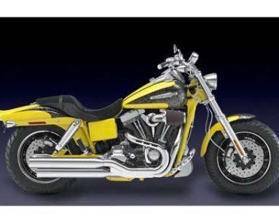 2009 Harley-Davidson CVO Dyna Fat Bob Cruiser Norfolk, VA