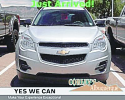 CHEVROLET 2015 EQUINOX LS SUV, Automatic, Front Wheel Drive, 6 Speed, 81k miles,...
