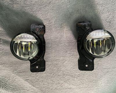 California - OEM LED Rubicon fog lights