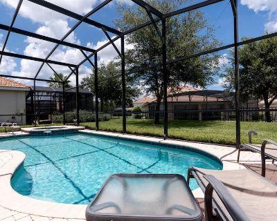 6BD Villa w/ Pool/SPA, Near Disney, Resort Water Park! - Windsor Hills
