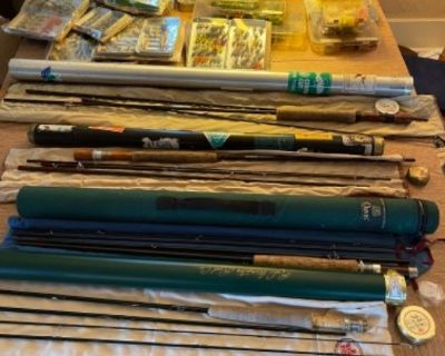 FLY FISHING Equipment, MCM & More in Colonie