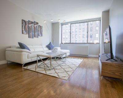 Luxury UWS 1 Bed w/ Gym, Laundry, Rooftop #6109 - Upper West Side