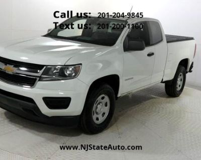 Used 2016 Chevrolet Colorado Work Truck Ext. Cab 2WD