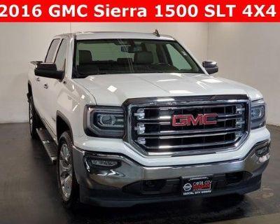2016 GMC SIERRA 1500 SLT 4X4 ---- Stk# 8251T