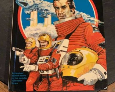 Gerry Anderson s SPACE 1999 ANNUAL (RARE)