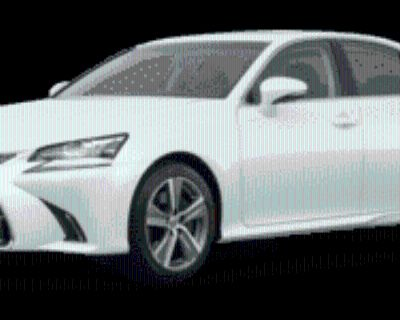 2017 Lexus GS GS Turbo