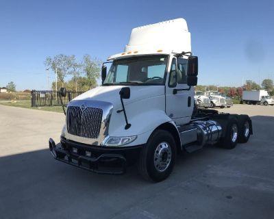 2014 INTERNATIONAL TRANSTAR 8600 Day Cab Trucks Heavy Duty