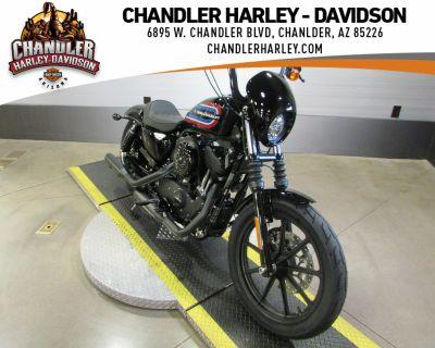 New 2021 Harley-Davidson Iron 1200 Sportster XL1200NS