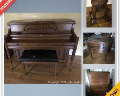 Centreville Moving Online Auction - Eagle Tavern Lane