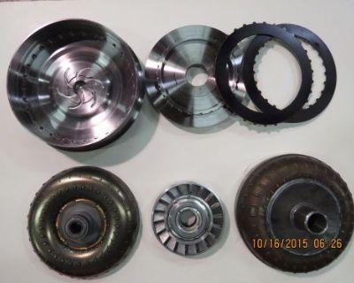 4l80e Multi Clutch Lockup 2800 To 3200 Stall