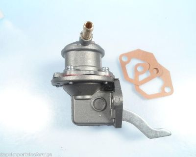 Fiat 124 & 124 Coupe Spider New Epc Brand Mechanical Fuel Pump Fp13063