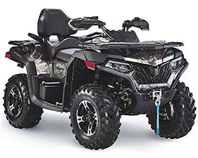 2021 CFMOTO CForce 600 Touring ATV Utility Lafayette, LA