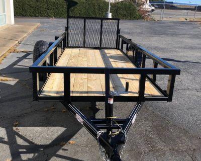 2021 Precison 6x10 Utility Trailers Little Rock, AR
