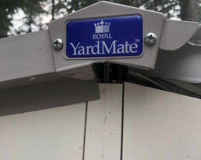 Looking for parts on a Royal Yardmate 8x8 shed