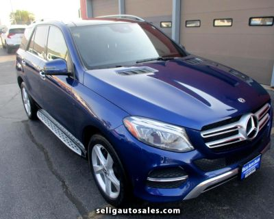 Used 2018 Mercedes-Benz GLE-Class GLE350 4MATIC