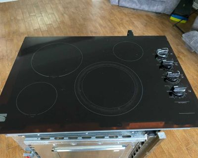 Kenmore Elite Oven and Cooktop
