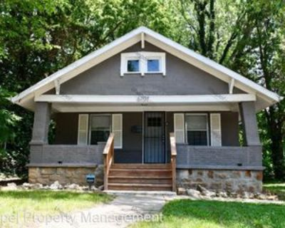 6707 Bellefontaine Ave, Kansas City, MO 64132 3 Bedroom House