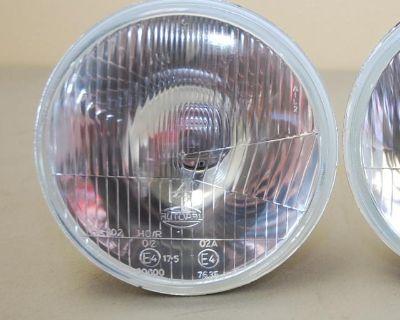 "7"" H4 Headlights - Sealed Beam Upgrades"