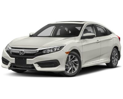 Pre-Owned 2018 Honda Civic Sedan EX FWD 4dr Car