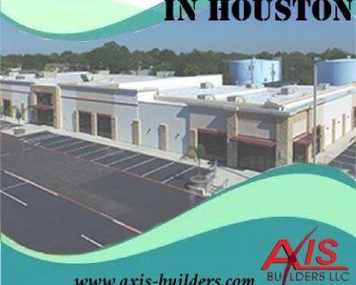 Commercial General Contractors, Houston
