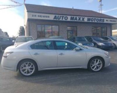 2012 Nissan Maxima 3.5 SV with Premium Package