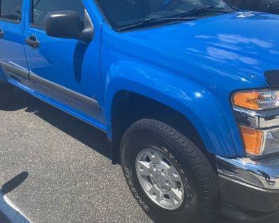 2008 Chevrolet Colorado 2LT