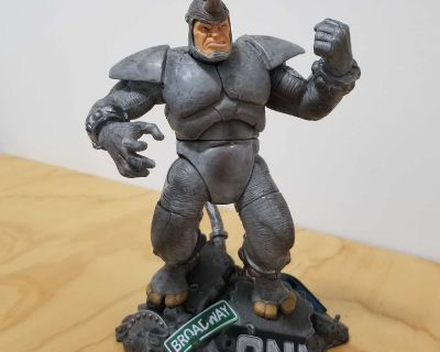2001 Rhino Marvel Character action figure toy posable