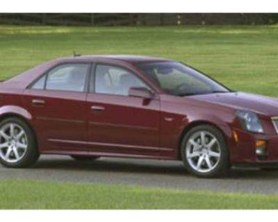 2007 Cadillac CTS-V Standard