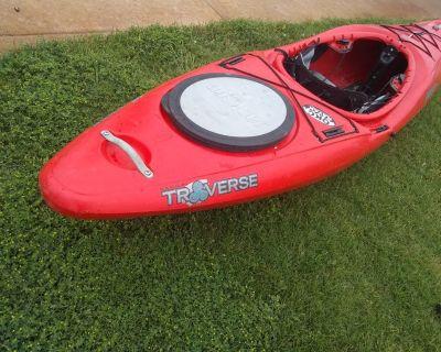 Jackson Traverse Karma 9ft Kayak