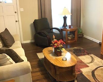Home away from Home Clean & FREE WIFI LONG TERM Great For WORK - Carter Riverside