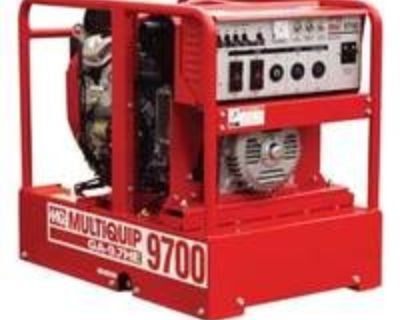 Other Portable Generators (10kw, Gas)
