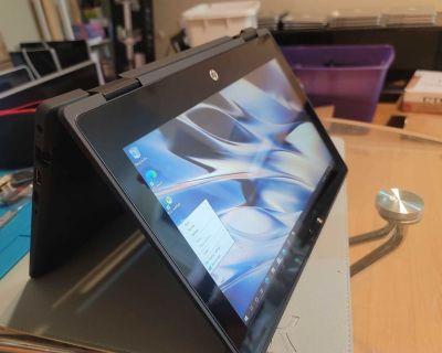 Super fast HP pro book x360 g7 touchscreen 2-1