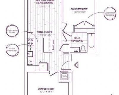 Two Bedroom In Arlington